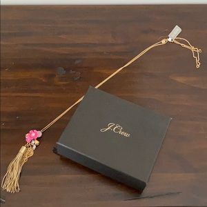 J Crew Spring Necklace and Bracelet Set